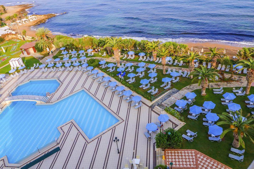 Poolbereich Creta Star - Copyright © Creta Star