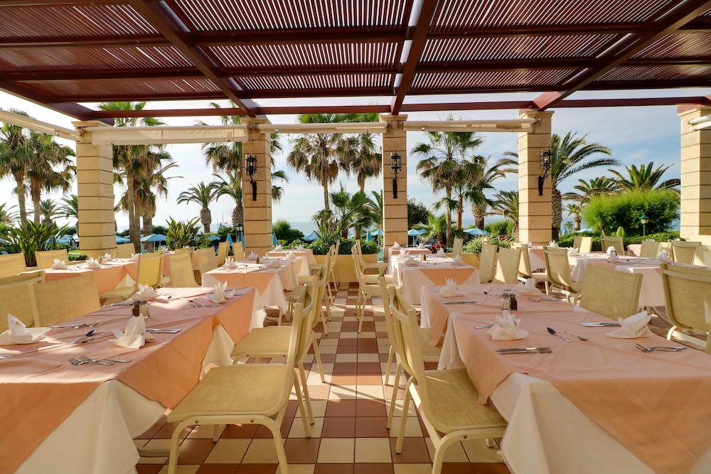 Restaurant-Terrasse Creta Star - Copyright © Creta Star