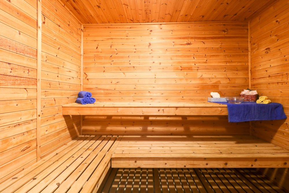 Sauna Creta Star - Copyright © Creta Star